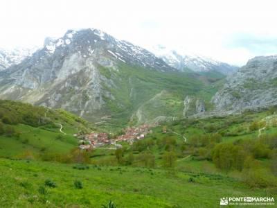 Ruta Cares-Picos de Europa; romanico burgos parque natural peneda geres setas madrid monte de el par